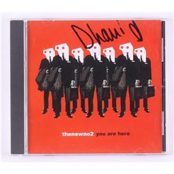 "Dhani Harrison Signed ""Thenewno2 - You Are Here"" CD Record Album (JSA COA)"