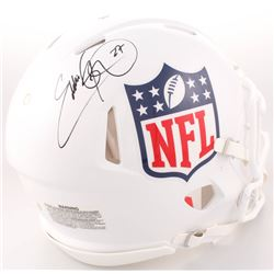 Eddie George Signed NFL Full-Size Authentic On-Field Speed Helmet (JSA COA)