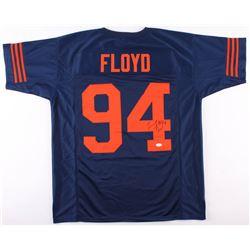 Leonard Floyd Signed Chicago Bears Color Rush Jersey (JSA COA)