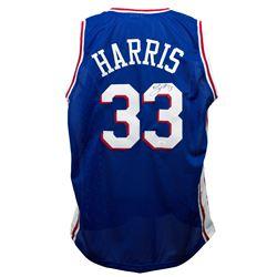 Tobias Harris Signed Philadelphia 76ers Jersey (JSA COA)