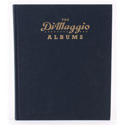 """Joe DiMaggio Signed """"The DiMaggio Albums: Volume 2"""" Hardcover Book (Beckett LOA)"""