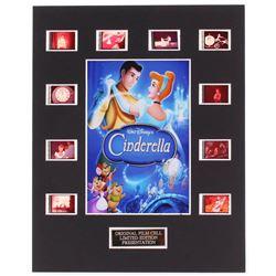 """Cinderella"" LE 8x10 Custom Matted Original Film / Movie Cell Display"