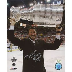 Mario Lemieux Signed 8x10 Photo (ReichPM COA)