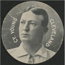 1909-11 Colgan's Chips E254 #315 Cy Young