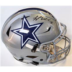 Leighton Vander Esch Signed Dallas Cowboys Full-Size Authentic On-Field Speedflex Helmet (JSA COA)