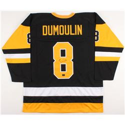 Brian Dumoulin Signed Pittsburgh Penguins Jersey (Dumoulin COA)