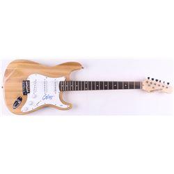 Brad Paisley Signed Full-Size Electric Guitar (PSA COA)
