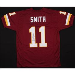 Alex Smith Signed Washington Redskins Jersey (Beckett COA)
