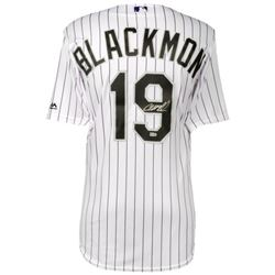 Charlie Blackmon Signed Colorado Rockies Jersey (MLB Hologram  Fanatics Hologram)