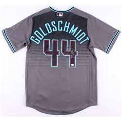 Paul Goldschmidt Signed Arizona Diamondbacks Jersey (JSA COA)