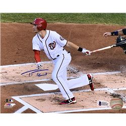Trea Turner Signed Washington Nationals 8x10 Photo (Beckett COA)