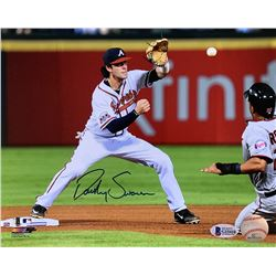Dansby Swanson Signed Atlanta Braves 8x10 Photo (Beckett COA)
