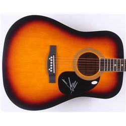 "Chris Cornell Signed 41"" Acoustic Guitar (JSA Hologram)"