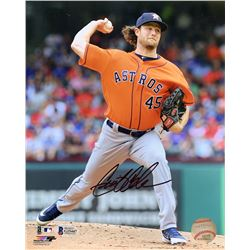Gerrit Cole Signed Houston Astros 8x10 Photo (Beckett COA)