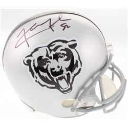Khalil Mack Signed Chicago Bears Full-Size Helmet (JSA Hologram)