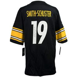 JuJu Smith-Schuster Signed Pittsburgh Steelers Nike Jersey (JSA COA)