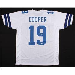 Amari Cooper Signed Dallas Cowboys Jersey (JSA COA)