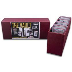 """THE VAULT"" All PSA Graded Mystery Box! (5+) PSA CARDS PER BOX!"