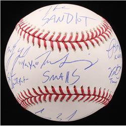 The Sandlot OML Baseball Cast-Signed by (6) With Tom Guiry, Chauncey Leopardi, Shane Obedzinski, Mar