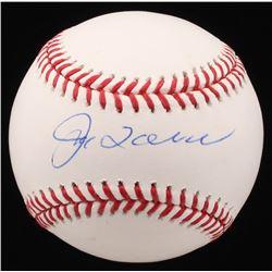 Joe Torre Signed OML Baseball (JSA COA)