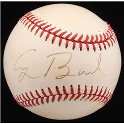 George W. Bush Signed OAL Baseball (PSA LOA)