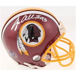Jonathan Allen Signed Washington Redskins Mini-Helmet (Prova COA)