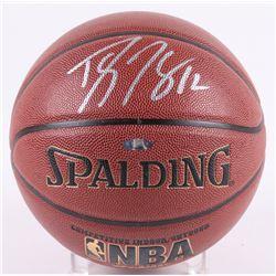 Dwight Howard Signed NBA Basketball (TriStar Hologram)