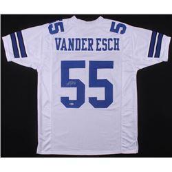 Leighton Vander Esch Signed Dallas Cowboys Jersey (Beckett COA)