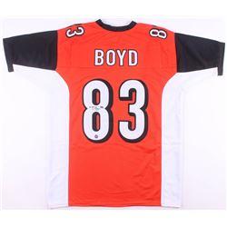 Tyler Boyd Signed Cincinnati Bengals Jersey (Prova COA)