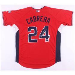Miguel Cabrera Signed 2010 MLB All Star Game Jersey (Beckett COA)