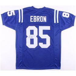 Eric Ebron Signed Indianapolis Colts Jersey (JSA COA)