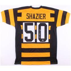 Ryan Shazier Signed Pittsburgh Steelers Jersey (Beckett COA)