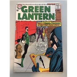 "1964 ""Green Lantern"" Issue #29 DC 1st Series Comic Book"