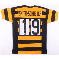 JuJu Smith-Schuster Signed Pittsburgh Steelers Jersey (JSA COA)