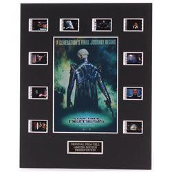 """Star Trek: Nemesis"" LE 8x10 Custom Matted Original Film / Movie Cell Display"