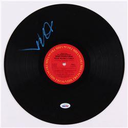"""Willie Nelson Signed """"Honeysuckle Rose"""" Vinyl Record (PSA COA)"""