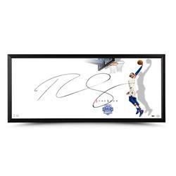 "Ben Simmons Signed Philadelphia 76ers ""The Show"" 20x46 Custom Framed Photo Display (UDA COA)"