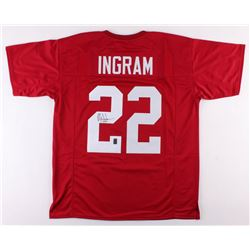 Mark Ingram Signed Alabam Crimson Tide Jersey (Ingram Hologram)