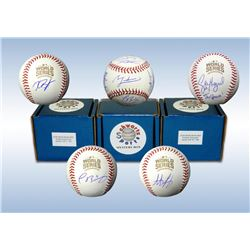 Chicago Cubs Signed Mystery Box 2016 World Series Baseball Limited to 108 (Pristine Exclusive – Se