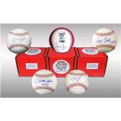 Schwartz Sports MLB Rookie Of  The Year Baseball Mystery Box - Series 2 (Limited to 75)