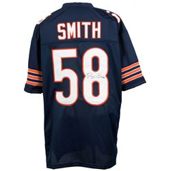 Roquan Smith Signed Chicago Bears Jersey (JSA COA)