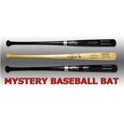 Schwartz Sports Baseball Superstar Signed Full Size Bat Mystery Box – Series 5 (Limited to 75)