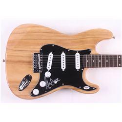 """Adam Duritz Signed 39"""" Electric Guitar  (PSA COA)"""