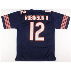 Allen Robinson II Signed Chicago Bears Jersey (Beckett Hologram)