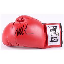Mike Tyson Signed Everlast Boxing Glove (Schwartz COA)