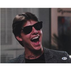 "Tom Cruise Signed ""Risky Business"" 11x14 Photo (Beckett COA)"
