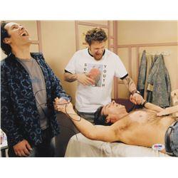 "Steve Carell Signed ""The 40 Year Old Virgin"" 11x14 Photo (PSA COA)"