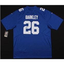 Saquon Barkley Signed New York Giants Jersey (JSA COA)