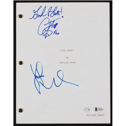 "Kiefer Sutherland  Corey Feldman Signed "" The Lost Boys"" Full Movie Script (Beckett COA)"