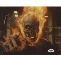 "Nicolas Cage Signed ""Ghost Rider"" 8x10 Photo (PSA COA)"